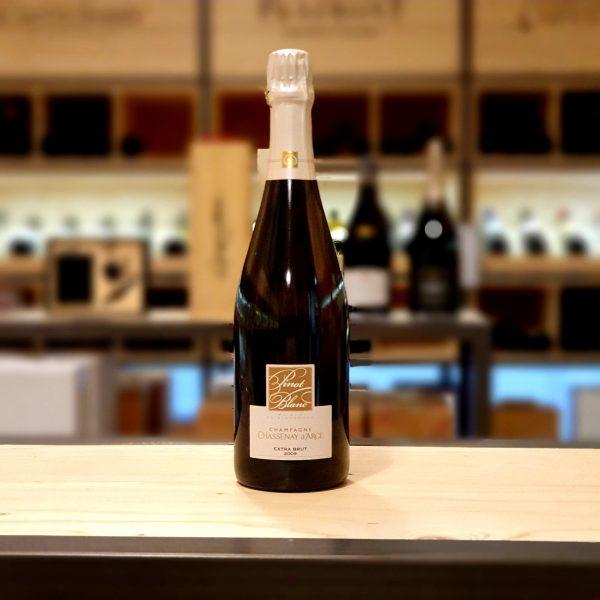 Chassenay D'Arce Pinot Blanc 2009