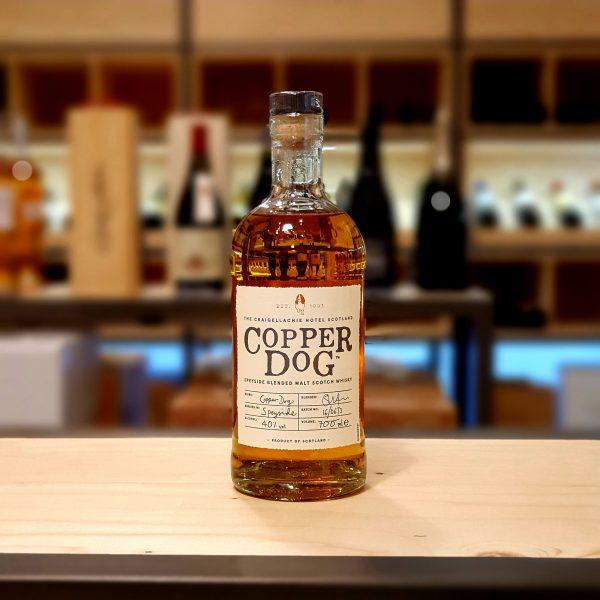 Whisky Ecossais Copper Dog