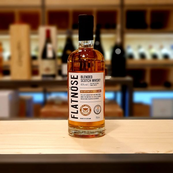 Whisky Ecossais Flatnöse