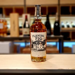 Whisky Irlandais Flaming Pig Black Cask