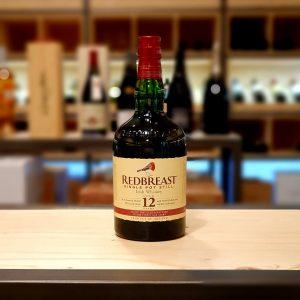 Whisky Irlandais Redbreast