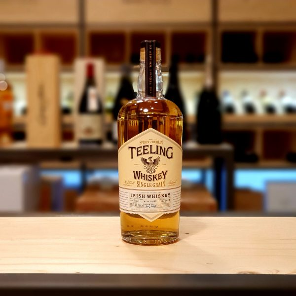 Whisky Irlandais Teeling Single Grain