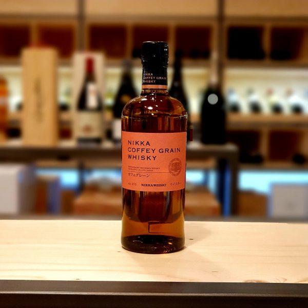 Whisky Japonais Nikka Coffey Grain