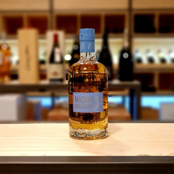Whisky Suèdois Mackmyra Bruks Whisky